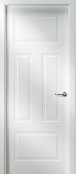 drzwi biale menu