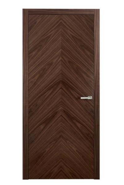 drzwi fornirowane orzech LYT1